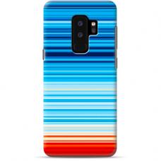 "Samsung Galaxy S9 plus silicone phone case with unique design 1.0 mm ""u-case Airskin Pattern 2 design"""