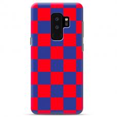 "Samsung Galaxy S9 plus silicone phone case with unique design 1.0 mm ""u-case Airskin Pattern 4 design"""