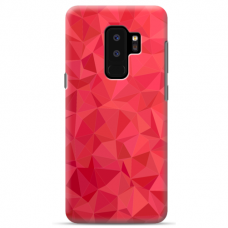 "Samsung Galaxy S9 plus silicone phone case with unique design 1.0 mm ""u-case Airskin Pattern 6 design"""