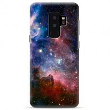"Samsung Galaxy S9 plus silicone phone case with unique design 1.0 mm ""u-case Airskin Space 2 design"""