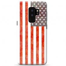 "Samsung Galaxy S9 plus silicone phone case with unique design 1.0 mm ""u-case Airskin USA design"""