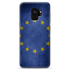 "Samsung Galaxy S9 Unique Silicone Case 1.0 mm ""u-case Airskin EU design"""