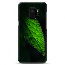 "Samsung Galaxy S9 Unique Silicone Case 1.0 mm ""u-case Airskin Nature 1 design"""