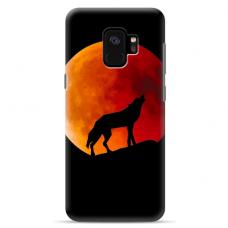 "Samsung Galaxy S9 Unique Silicone Case 1.0 mm ""u-case Airskin Nature 3 design"""