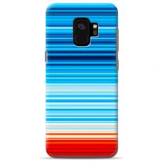 "Samsung Galaxy S9 Unique Silicone Case 1.0 mm ""u-case Airskin Pattern 2 design"""