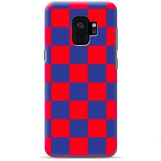 "Samsung Galaxy S9 Unique Silicone Case 1.0 mm ""u-case Airskin Pattern 4 design"""