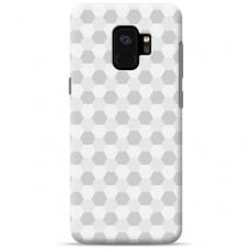 "Samsung Galaxy S9 Unique Silicone Case 1.0 mm ""u-case Airskin Pattern 5 design"""