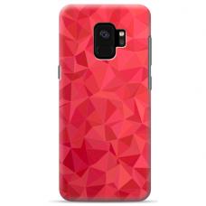 "Samsung Galaxy S9 Unique Silicone Case 1.0 mm ""u-case Airskin Pattern 6 design"""