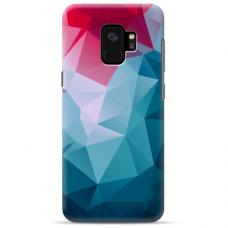 "Samsung Galaxy S9 Unique Silicone Case 1.0 mm ""u-case Airskin Pattern 8 design"""