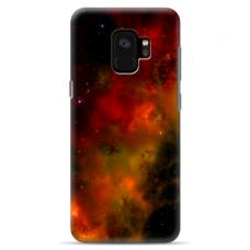 "Samsung Galaxy S9 Unique Silicone Case 1.0 mm ""u-case Airskin Space 1 design"""