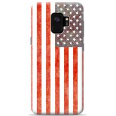 "Samsung Galaxy S9 Unique Silicone Case 1.0 mm ""u-case Airskin USA design"""
