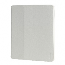 "Samsung Galaxy Tab S 10.5"" Flip case ""x-level fib""eco leather White"