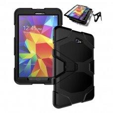 "Samsung Galaxy TAB S4 10.5"" Cover 360 full protect pc plastic+tpu Black"