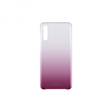 Samsung Gradation Cover hard gradient case for Samsung Galaxy A70 pink (EF-AA705CPEGWW) 3
