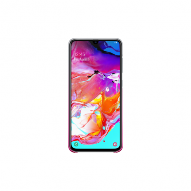 Samsung Gradation Cover hard gradient case for Samsung Galaxy A70 pink (EF-AA705CPEGWW) 2