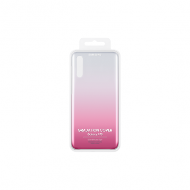 Samsung Gradation Cover hard gradient case for Samsung Galaxy A70 pink (EF-AA705CPEGWW) 5