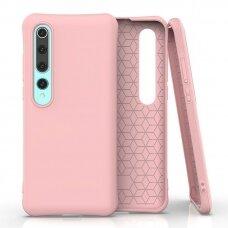 Soft Color Case flexible gel case for Xiaomi Mi 10 Pro / Xiaomi Mi 10 pink