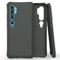 Soft Color Case flexible gel case for Xiaomi Mi Note 10 / Mi Note 10 Pro / Mi CC9 Pro dark green