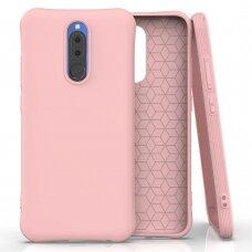 Soft Color Case flexible gel case for Xiaomi Redmi 8A / Xiaomi Redmi 8 pink