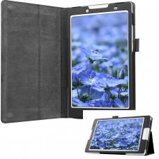 "Sony Xperia Z4 Tablet Flip case ""flip 360"" eco leather Black"