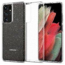 Spigen Liquid Crystal Galaxy S21 Ultra Glitter Crystal