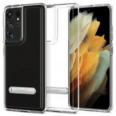 "Spigen Ultra Hybrid ""S"" Galaxy S21 Ultra Crystal Clear"