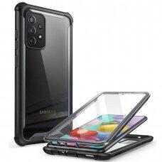 Supcase Iblsn Ares Galaxy A72 Black