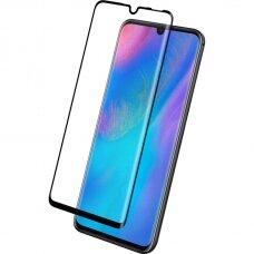 Tempered glass 10D Full Glue Huawei P30 Lite/Nova 4E curved black