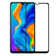 Tempered glass 3D Perfectionists Huawei P30 curved black