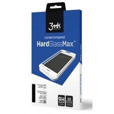 Tempered glass 3MK Hard Glass Max Huawei P30 Pro black