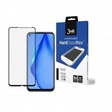 Tempered glass 3MK Hard Glass Max Huawei P40 Lite black