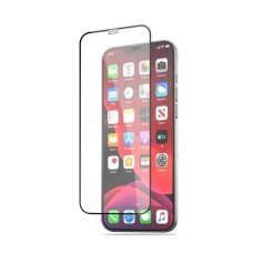 Tempered glass 5D Cold Carving Apple iPhone 12 mini black