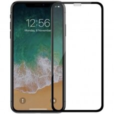 Tempered glass 5D Cold Carving Apple iPhone X/XS/11 Pro black