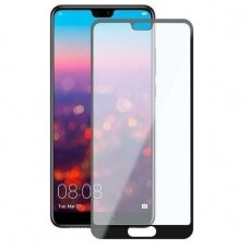 Tempered glass 5D Cold Carving Huawei P20 Pro/P20 Plus curved black