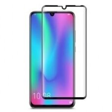 Tempered glass 5D Cold Carving Huawei P30 Lite curved black