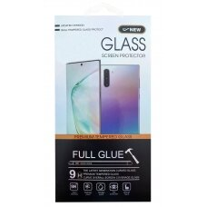 Tempered glass 5D Cold Carving Huawei Y6P curved black