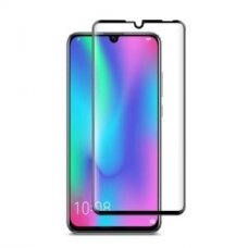 Tempered glass 5D Cold Carving Samsung A405 A40 curved black