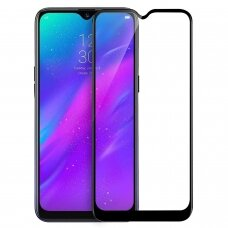 Tempered glass 5D Cold Carving Samsung A505 A50/A507 A50s/A307 A30s / A305 A30 curved black