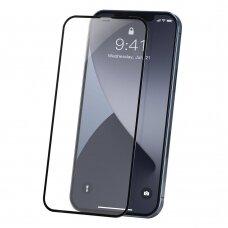 Tempered glass 5D Full Glue Apple iPhone 12 mini black