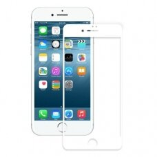 Tempered glass 5D Full Glue Apple iPhone 6 Plus/6S Plus white