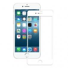 Tempered glass 5D Full Glue Apple iPhone 7/8 white