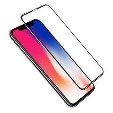 Tempered glass 5D Full Glue Apple iPhone XR/11 black