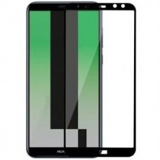 Tempered glass 5D Full Glue Huawei Mate 10 Lite curved black