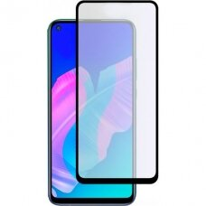 Tempered glass 5D Full Glue Huawei P40 Lite E/Y7 P curved black