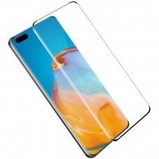 Tempered glass 5D Full Glue Huawei P40 Pro curved black