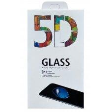 Tempered glass 5D Full Glue Nokia 7.1 2018 curved black
