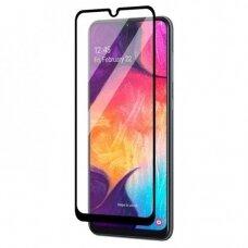 Tempered glass 5D Full Glue Samsung A405 A40 curved black