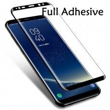 Tempered glass 5D Full Glue Samsung G950 S8 curved black
