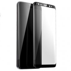 Tempered glass 5D Full Glue Samsung G960 S9 curved black