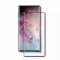 Tempered glass 5D Full Glue Samsung N970 Note 10 curved black without hole